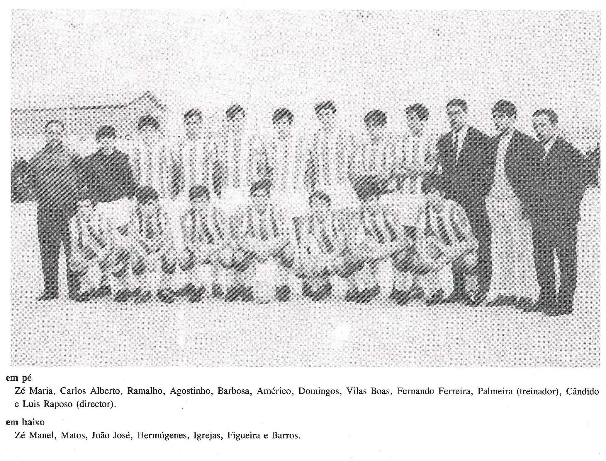 Rio Ave FC - Década 1960-1970-Foto 1