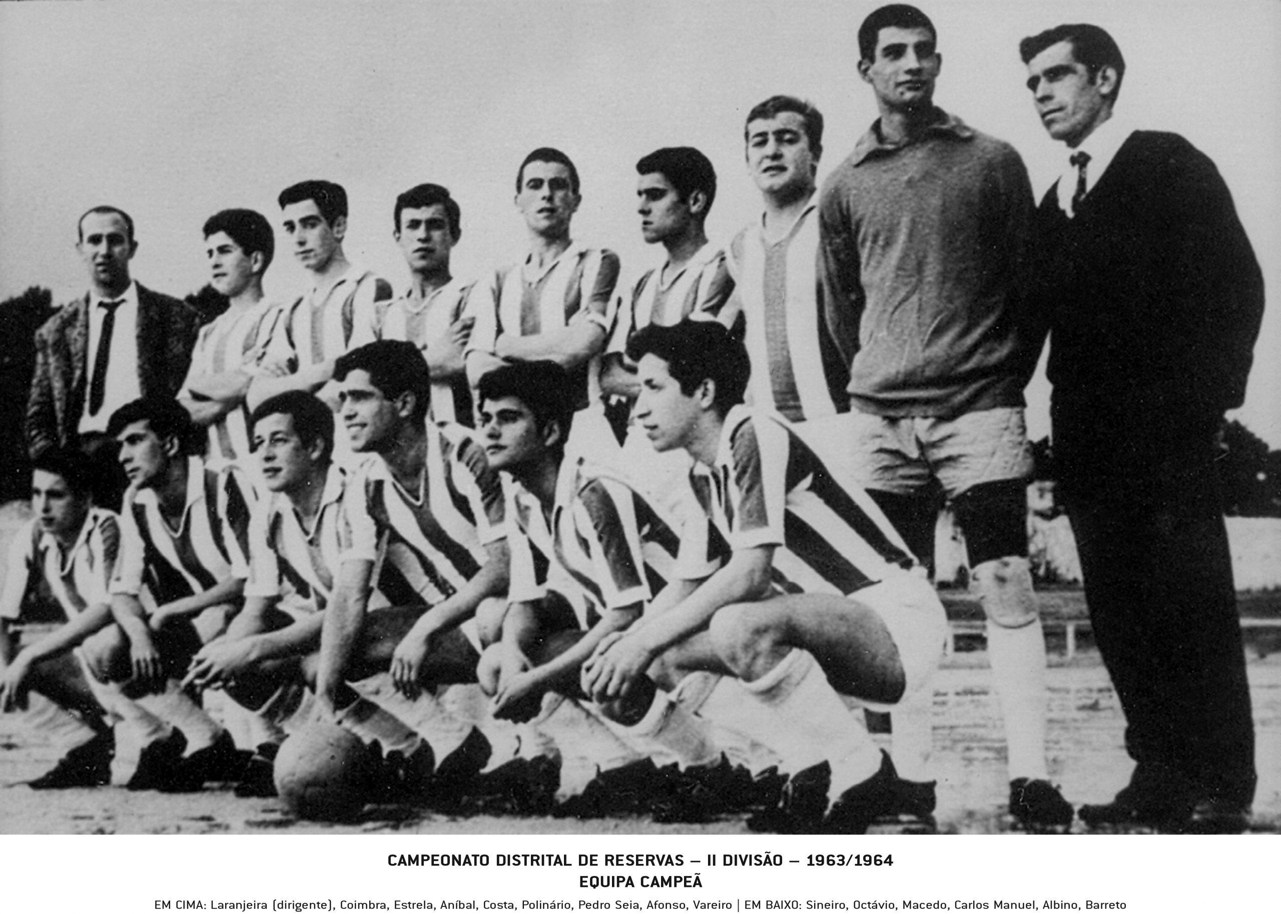 Rio Ave FC - Década 1960-1970-Foto Principal