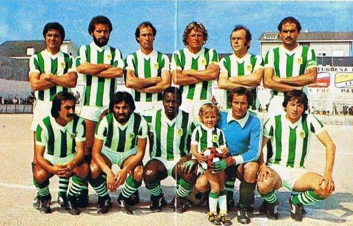 Rio Ave FC - Década 1970-1980-Foto 1