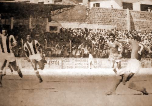 A estreia na 1ª Divisão Nacional