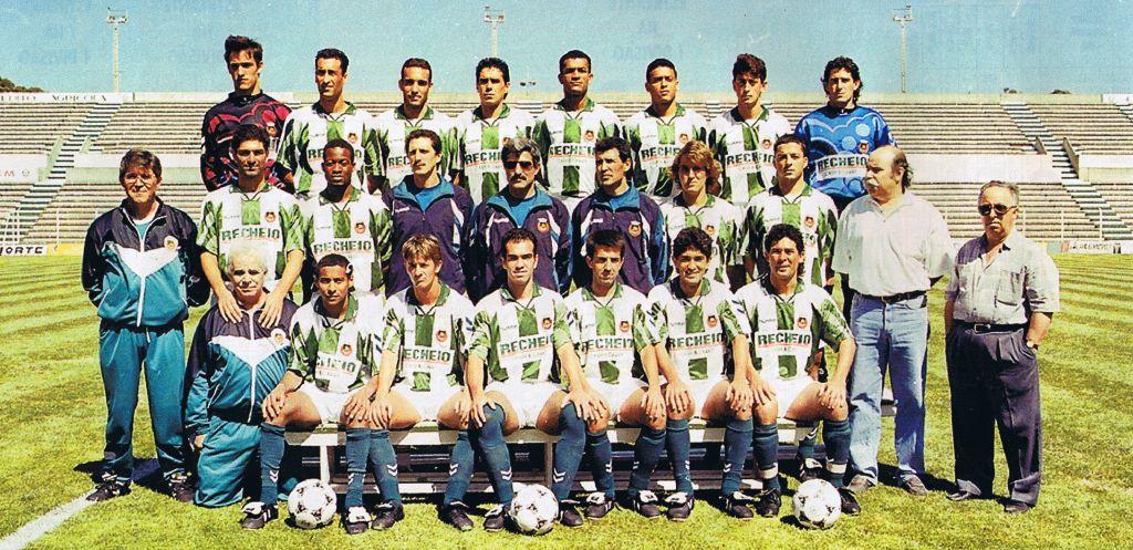 Rio Ave FC - Década 1980-1990-Foto 1